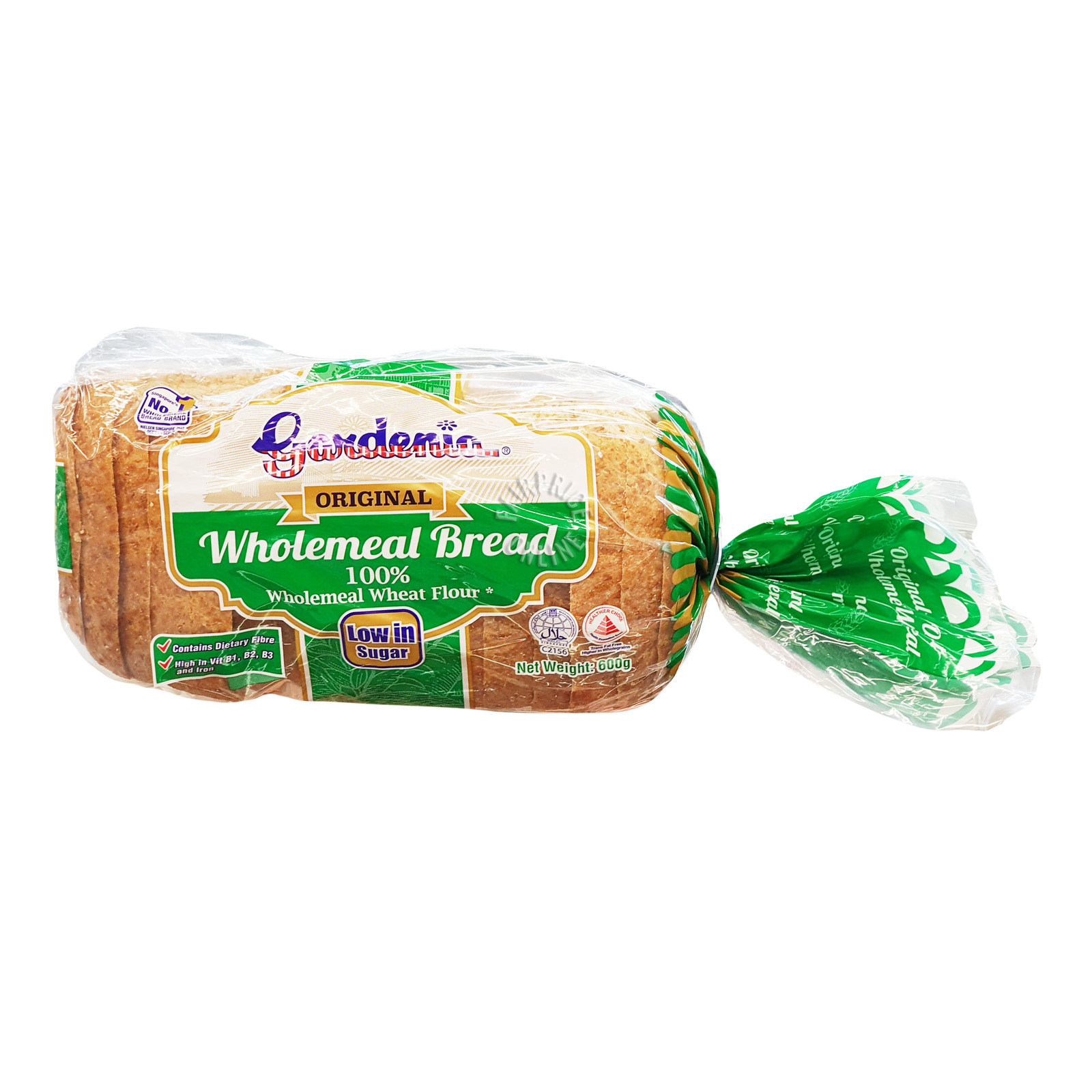 Gardenia Wholemeal Bread - Original