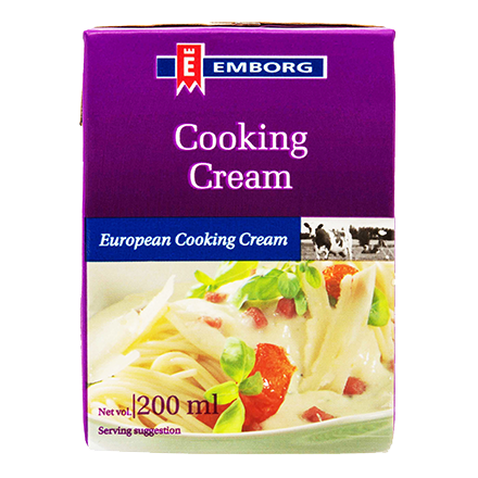 Cooking & Thickened Creams