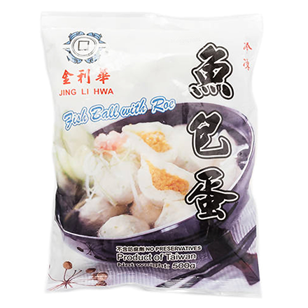 Frozen Crab Sticks & Fish Balls