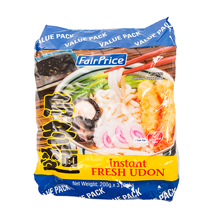 Fresh & Chilled Noodles