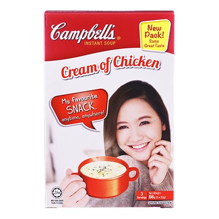 Instant Soups