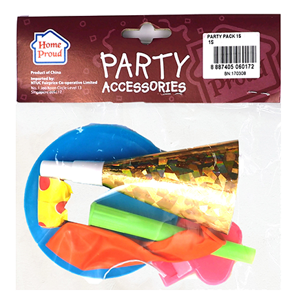 Party Needs & Disposables