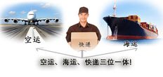 cheap price shipping service courier and lcl seafreight from China door to door