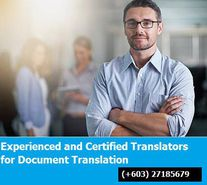 Experienced and Certified Translators for Document Translation