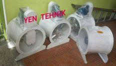 axial pully fan 2.2kw