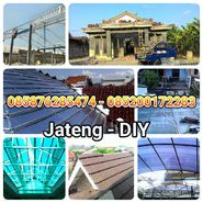 Bajaringan,Kanopi,Baja Berat,Plafon Jateng-DIY