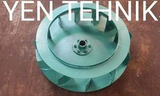 blade impeller centrifugal