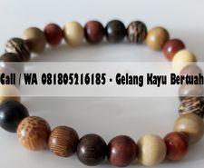 Call / WA 081805216185 - Gelang Kayu Bertuah