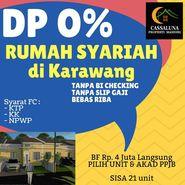 Rumah cluster murah dan islami