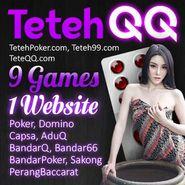TetehQQ Agen Dominoqq Sareng Poker Online Modal Leutik Untungna Gede