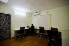 Enjoy a Hassle free Office space for team of 4 to 6 Seater at Canaans