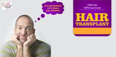 Move Toward Scar Less Hair Transplant In Indore