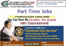 The Greatest Simple Online Easy Job.