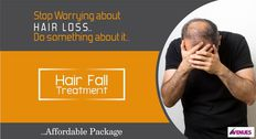 Treatment Available For Hair Loss In Ahmedabad