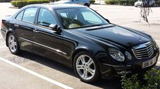 2007 Mercedes Benz E350 Avantgarde for sale - $85,000