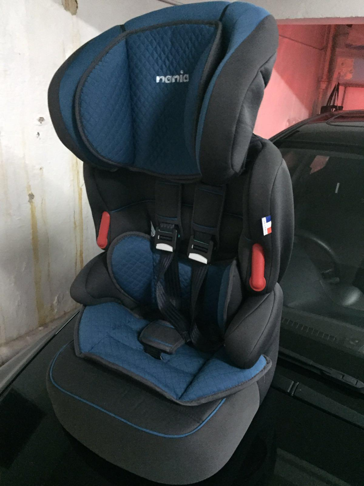 99 99 New Carseat Sit On It Once Only Bought From Toys R Us Original Price Hkd1399