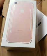Apple iphone 7 128gb Rose Gold Original Unlock