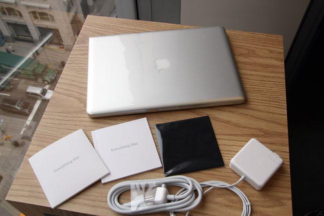 Apple Macbook Pro Core I5 25 Ghz