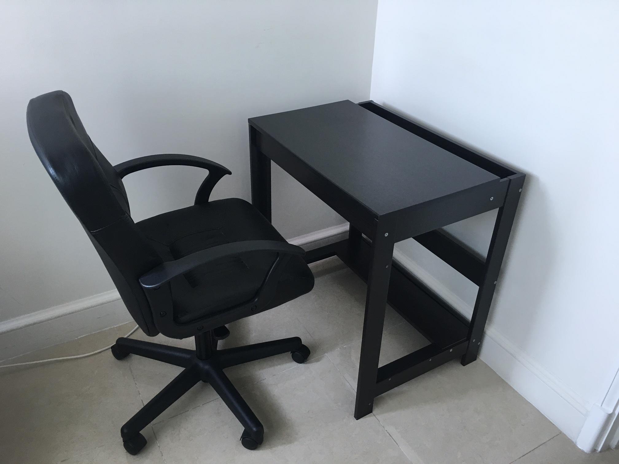 huge discount 72a1d 8e65a FOR SALE : Computer Table & Chair