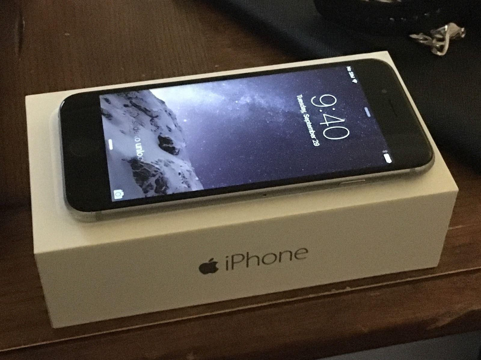 Free Shipping Selling Factory Unlocked Apple Iphone 6 Plus 128gb Gold Grey Silver Original 100 Buy 2 Get 1