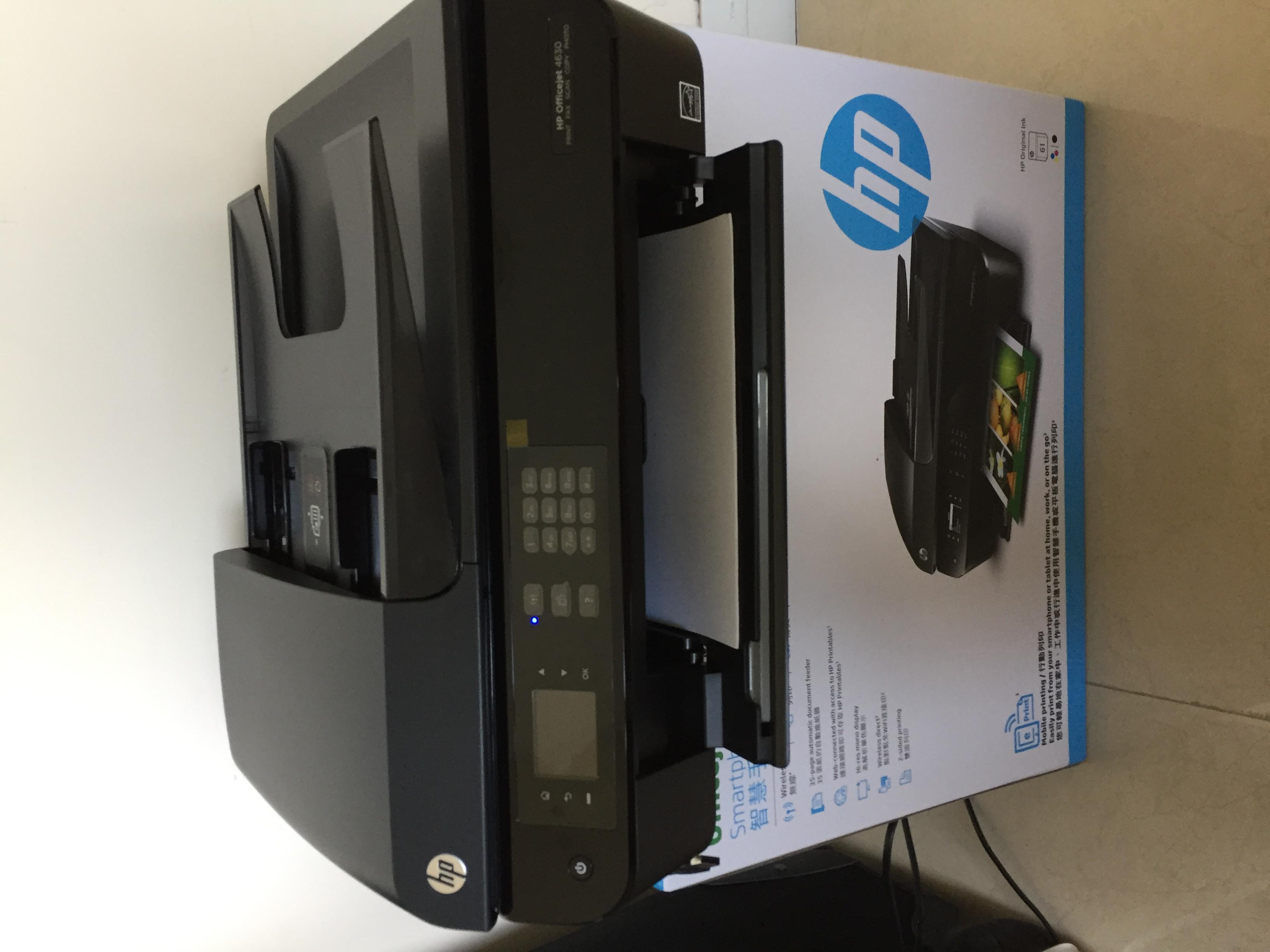 HP All-in-One Printer For Sale