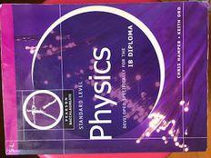 IB Standard Level Physics Textbook