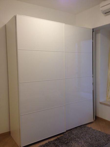 Ikea Pax Wardrobe With Sliding Door Mercado