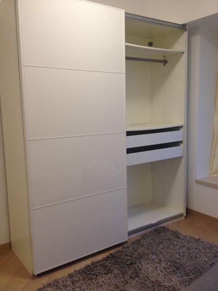 Ikea Pax Wardrobe With Sliding Door Mercadomx