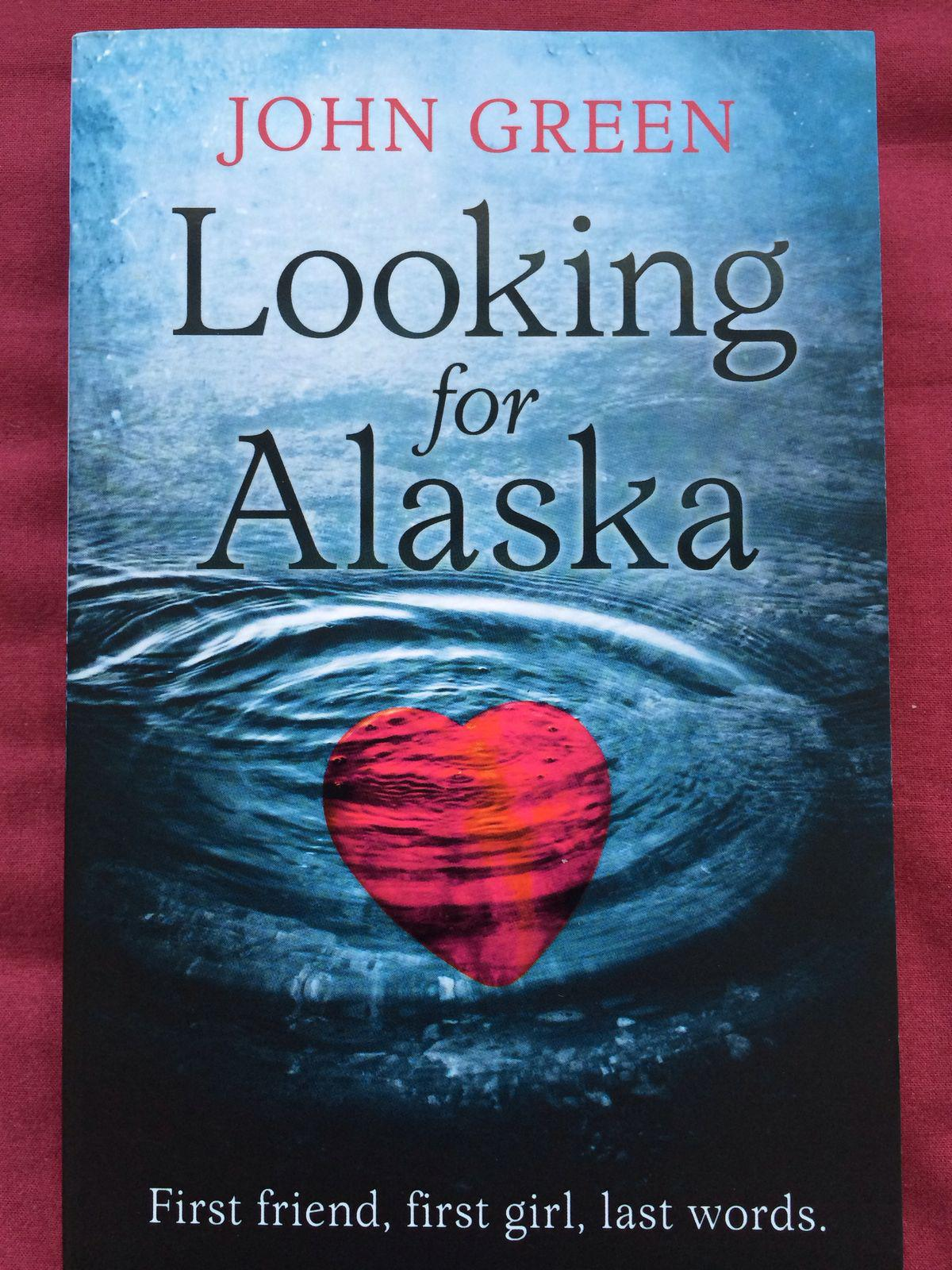 john greens looking for alaska Miles pudge halter befriends some fellow boarding-school students and falls in love with alaska young, the razor-sharp, self-destructive nucleus of the group.