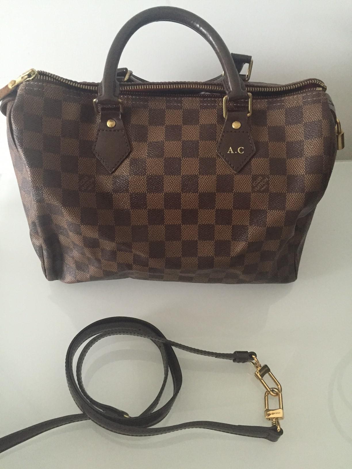 c7c03d83 Louis Vuitton -SPEEDY 30- Bag