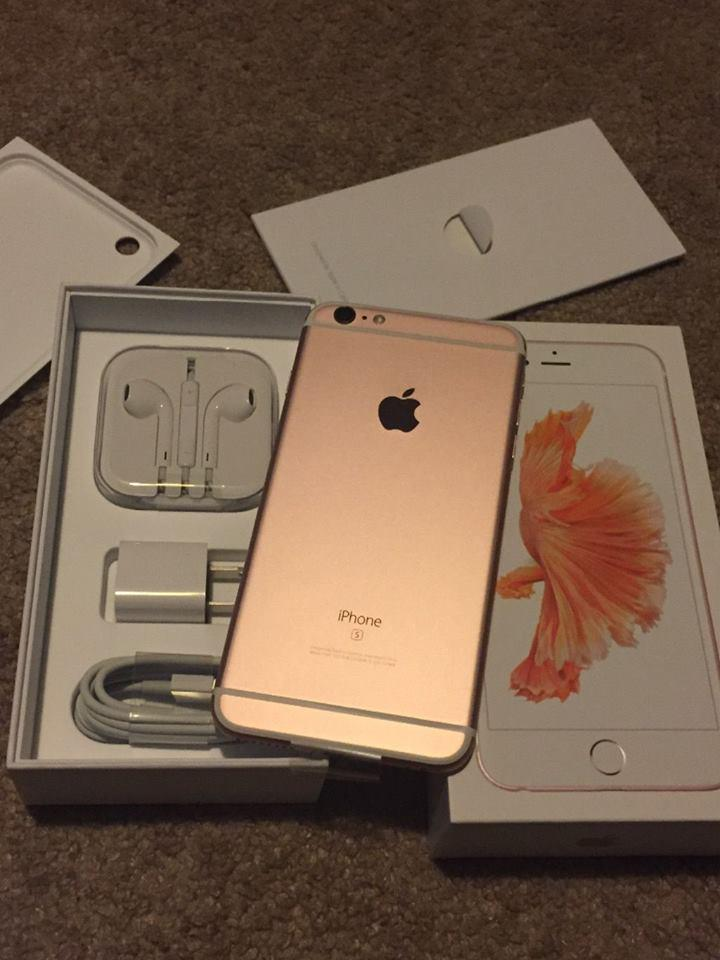New Apple iPhone 6s plus 16GB in box unlocked