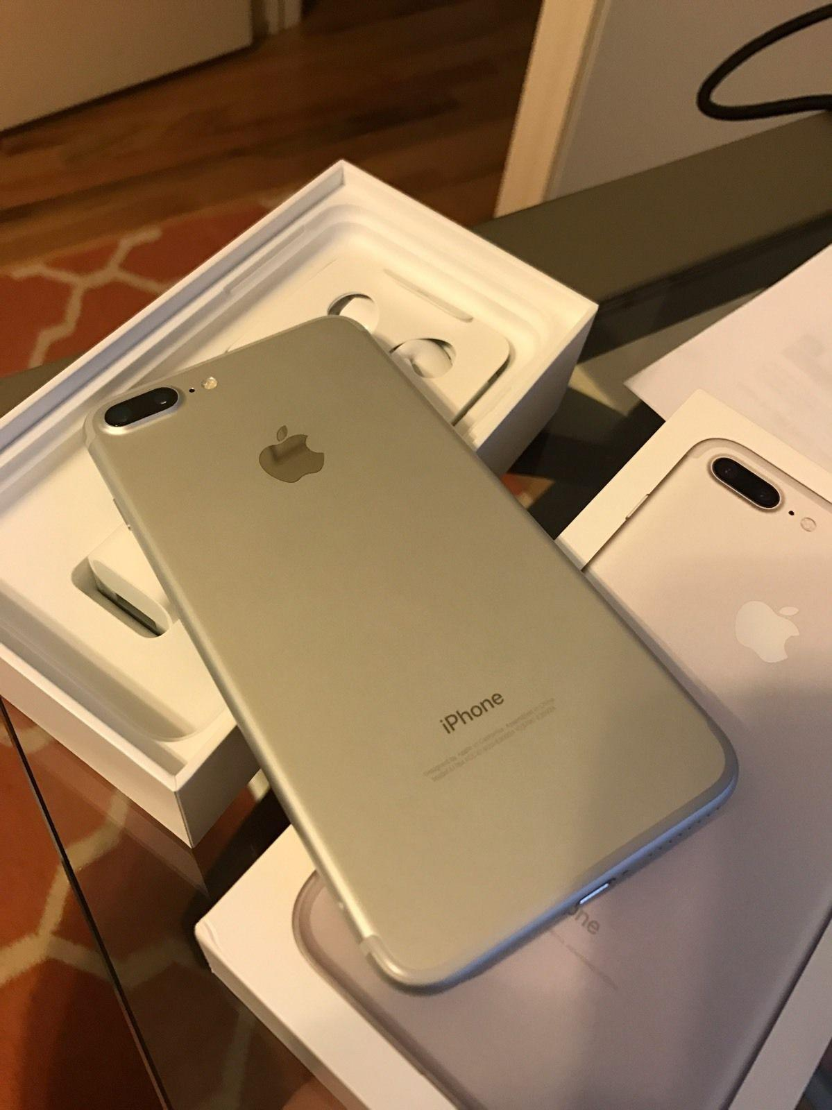 New Apple iPhone 7 plus 32gb - in box