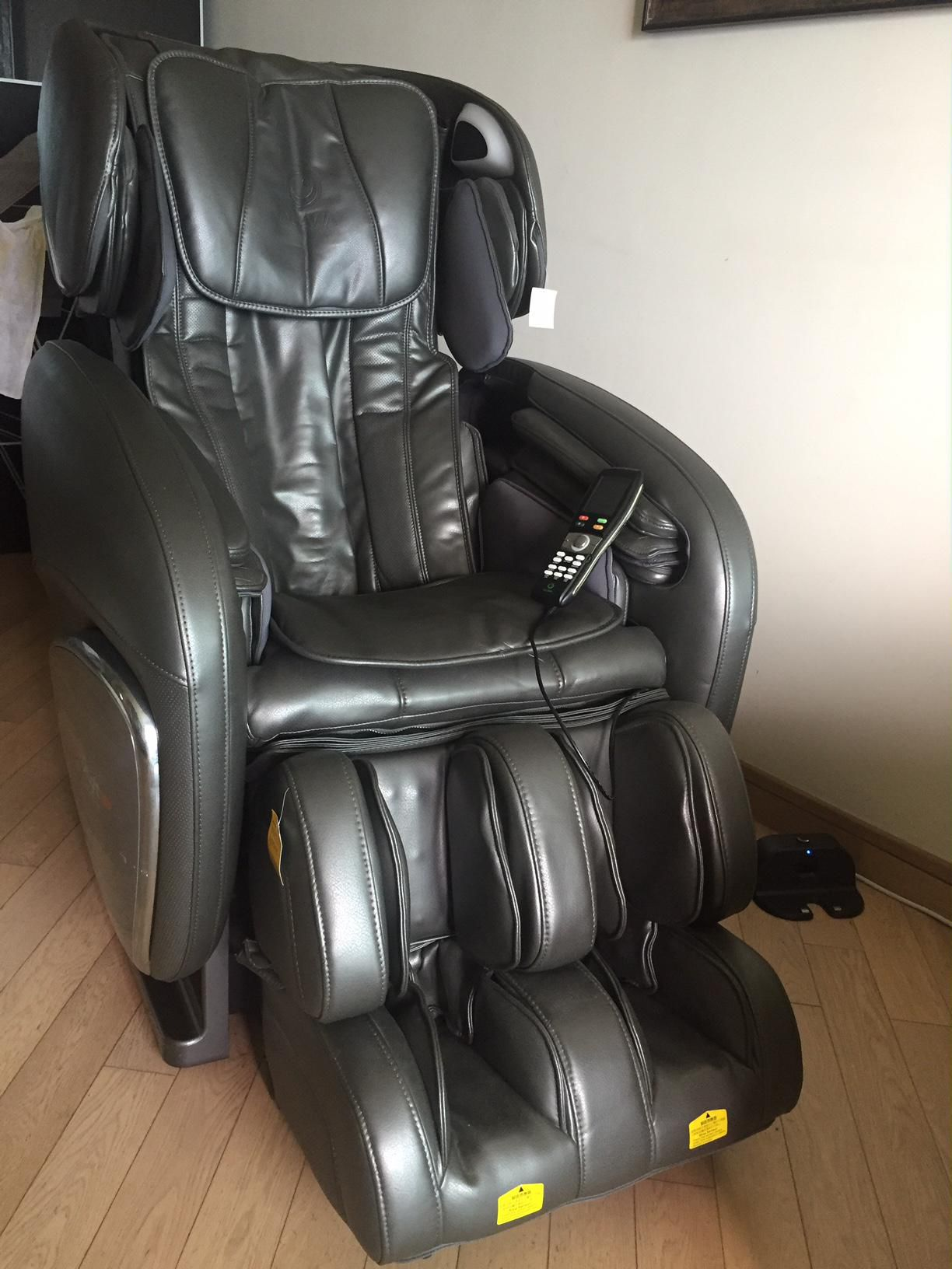 Ogawa Smart DeLight Plus Leather Massage Chair