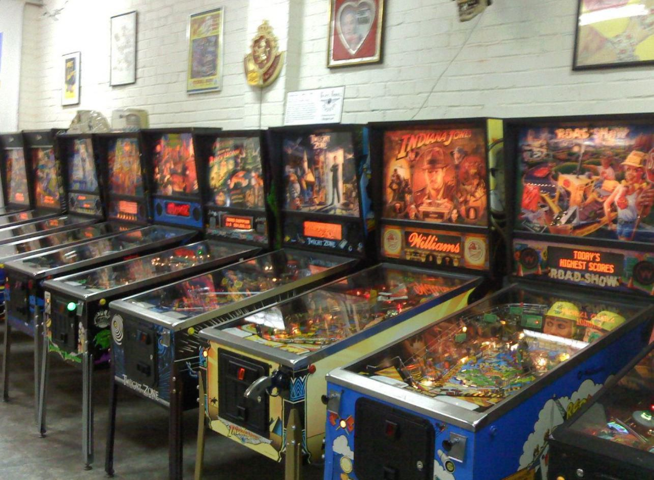 Pinball Machines For Sale Secondhand Hk