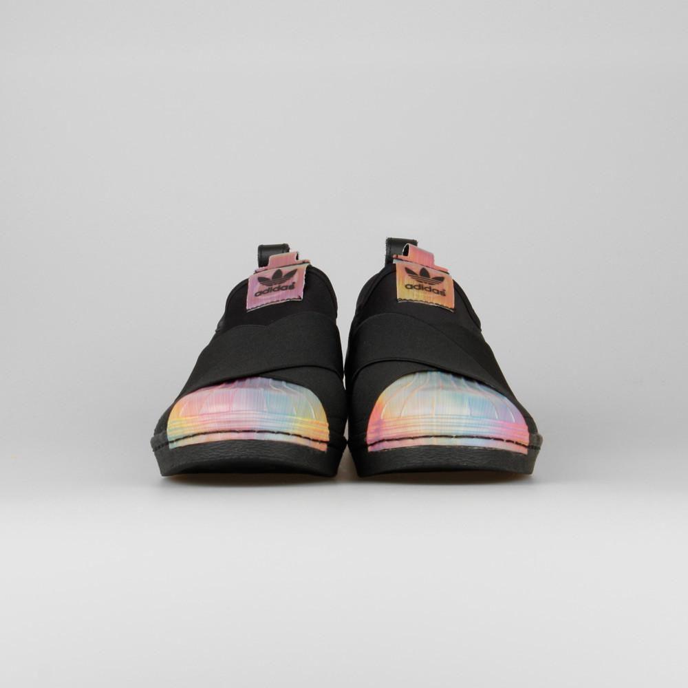 Adidas Originals Rita Ora Superstar Up W Dragon Print Pink Black