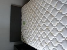 SEALY MATTRESS WITH BED FRAME