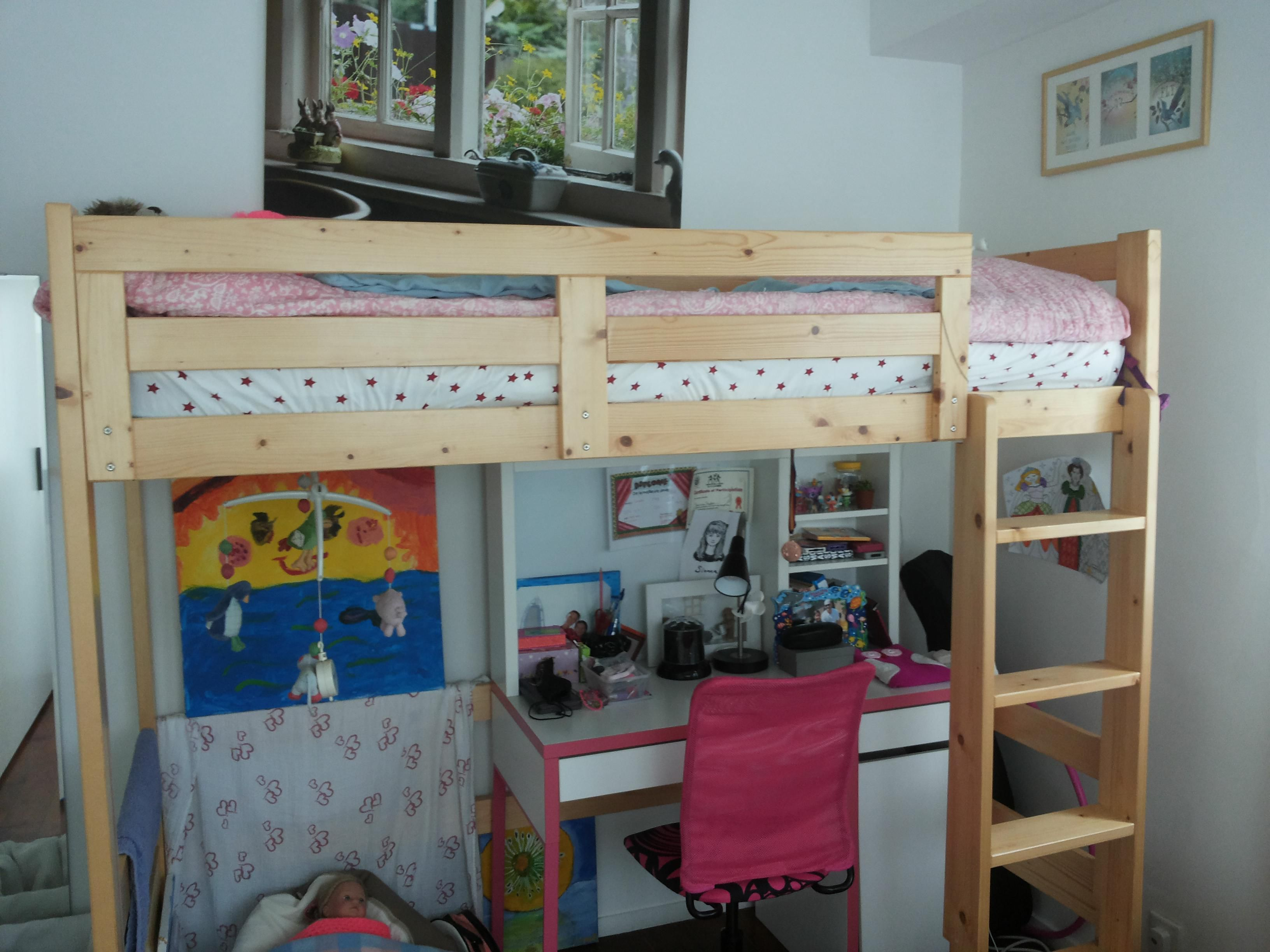Picture of: Wooden Bunk Beds Made To Measure From Jade Rattan Hong Kong Secondhand Hk