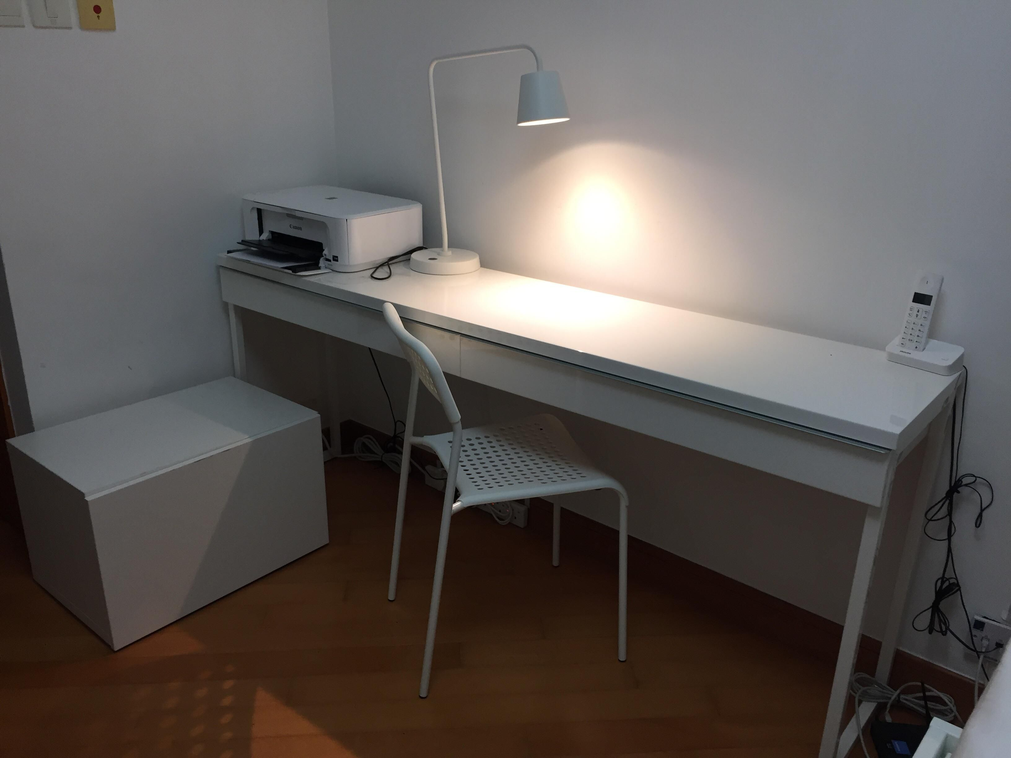 Work desk lamp ikea tisdag led work lamp white secondhand work desk lamp ikea tisdag led work lamp white aloadofball