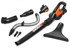 WORX 20V AIR Cordless Leaf Blower / Sweeper 99% new