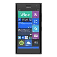 Nokia Lumia 735 Black (Silver-66892)
