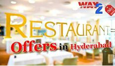 Restaurant offers in hyderabad