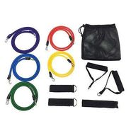 11 pieces Resistance Band ( NEW )