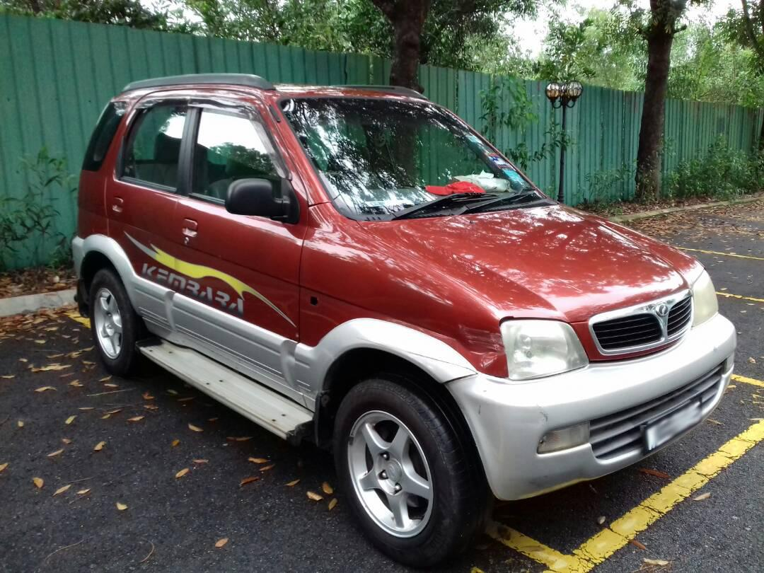 2003 Perodua Kembara 1.3 (A)  Secondhand.my