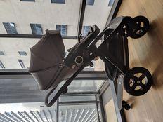2019 Stokke Trailz Stroller, Black Melange accesories RMB 3500