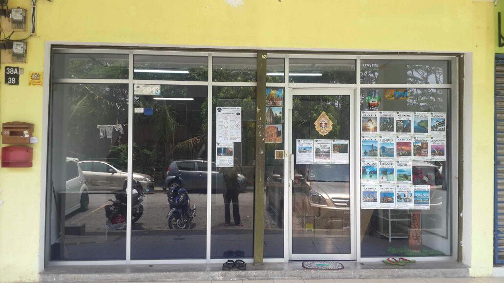 office entrance doors. Aluminium Framed Shopfront Glass/Office Entrance Door - FULL SET Office Doors