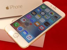 Apple iPhone 6 & 6 Plus 64gb/128gb Gold