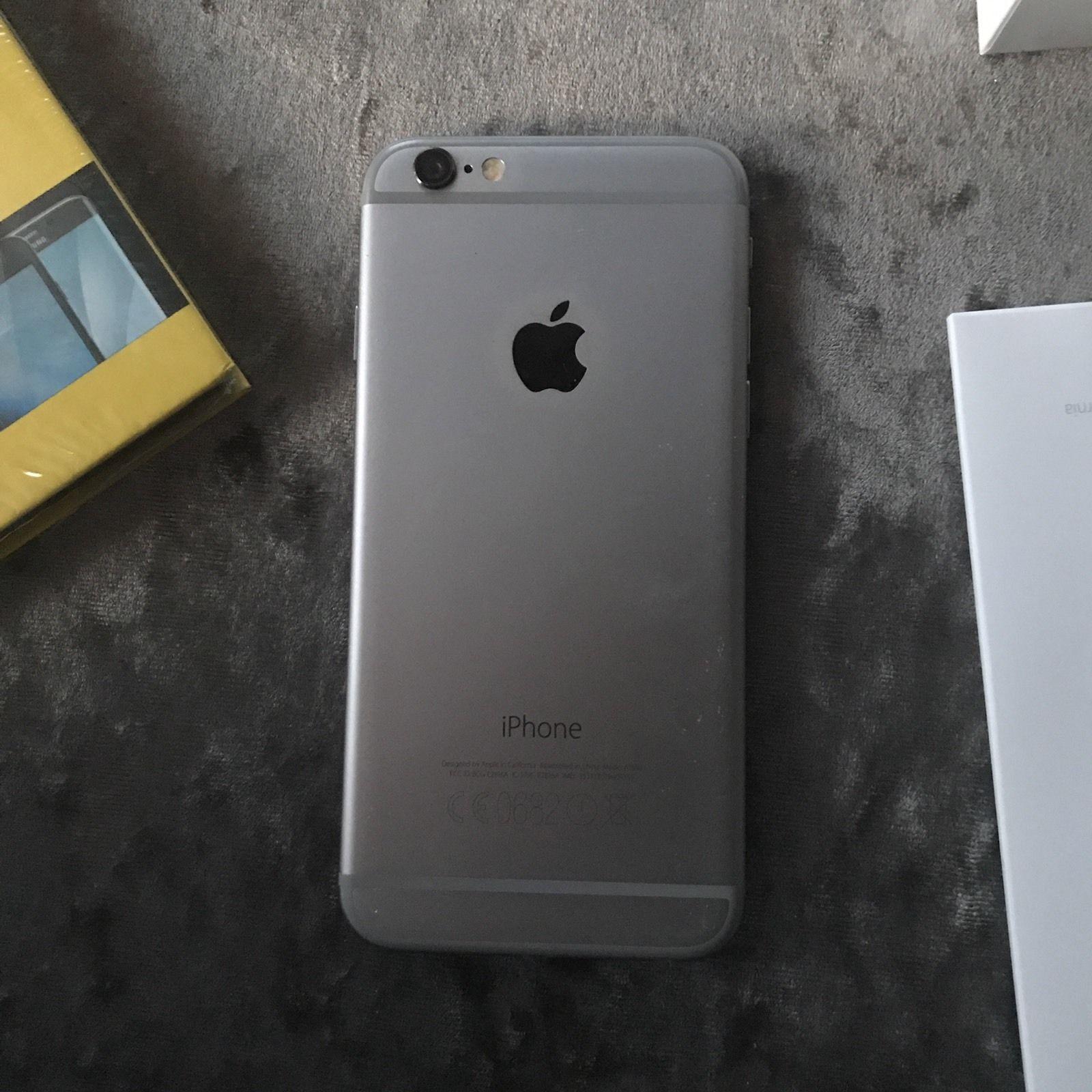 new arrival d01c1 784cf Apple iphone 6 64gb fullset ori NEGO