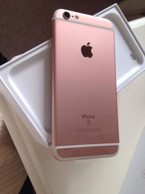 Brandnew Apple Iphone 6s Rose Gold Technology Market Nigeria