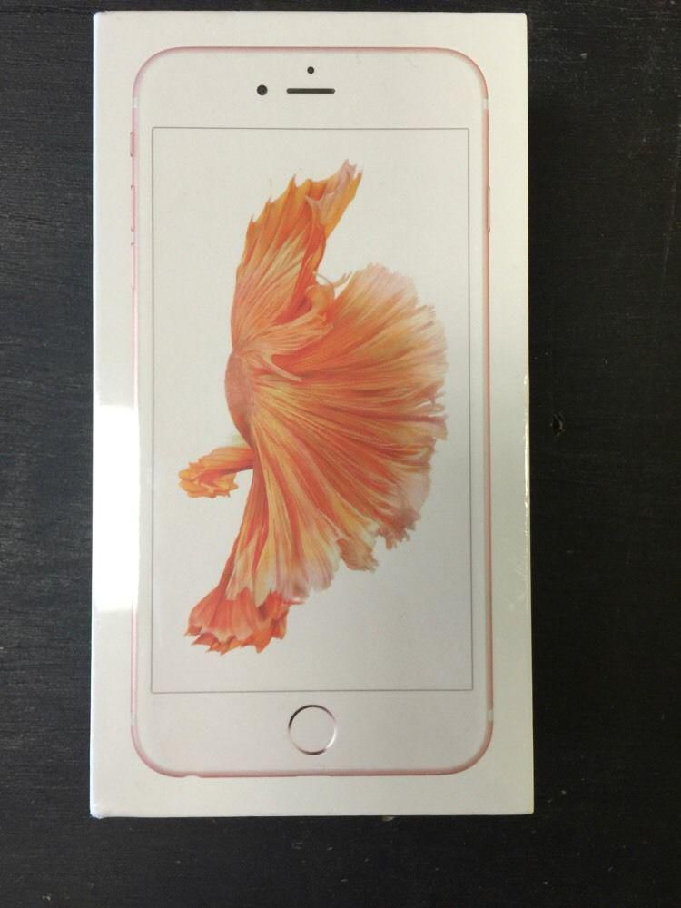 Apple Iphone 6s Plus 64gb Rose Gold Secondhand My