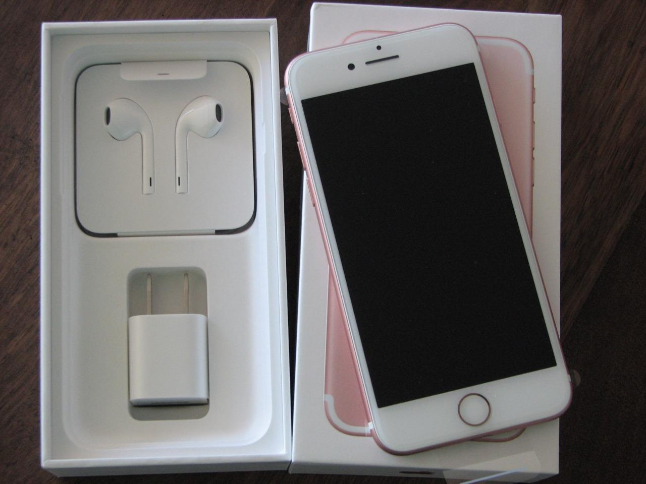 Apple IPhone 7 32Gb (Rose Gold) | Secondhand.my